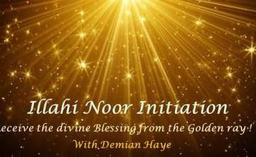 Illahi Noor Initiation (3 hour workshop)