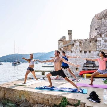Yoga Sailing Holiday