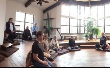 Tulsa Zen Sangha Day of Zazenkai December 2018