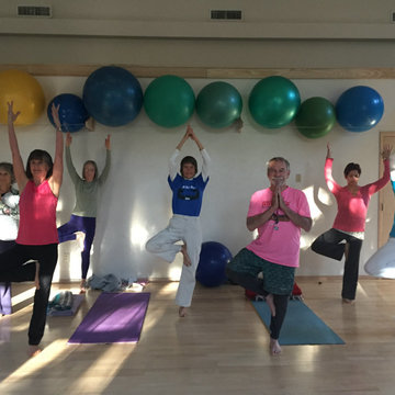 Yoga for Aging Gracefully