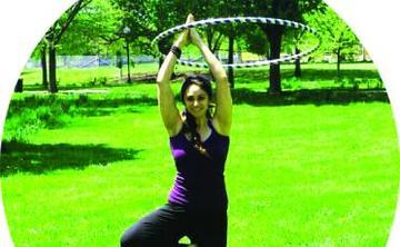 Hoop Dance Workshop