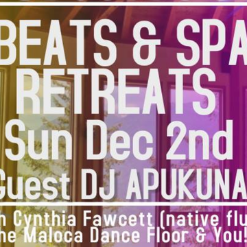 Beats and Spa Event January 6th
