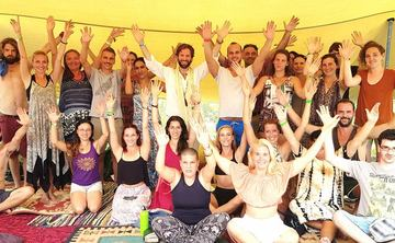 12 Days Enlightenment Retreat - India