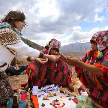 Retreat San Pedro+Temazcal+Pachamama in the Sacred Valley, Cusco - Peru