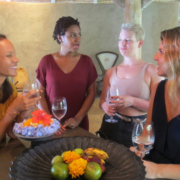 Life Coaching - Empowered Empress Retreats in Rote Island with Natalie Kashani