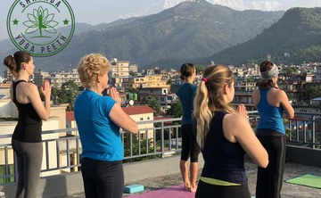 Yoga Teacher Training in Rishikesh by Sharada Yoga Peeth