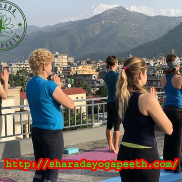 Yoga Teacher Training in Rishikesh by Sharada Yoga Peeth
