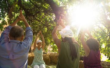 Open Heart Kundalini Yoga & Therapies Retreat