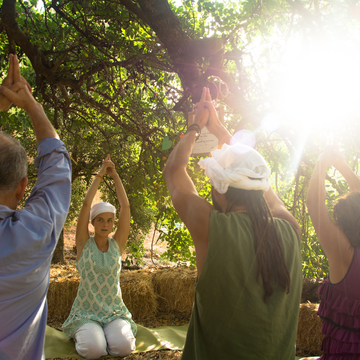 Open Heart Kundalini Yoga & Therapies Retreat