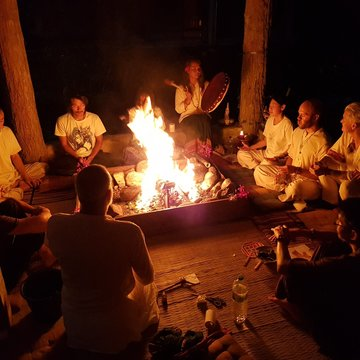 Ayahuasaca Ceremony In Chaingmai
