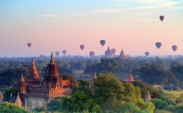 Shamanic and Yoga retreat Myanmar (Jan 2019)