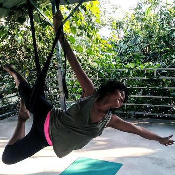 50H TTC - Aerial Yoga Teacher Training course