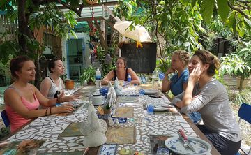 29 Days/ 200H Hatha, Vinyasa and Arts Immersion Yoga Teacher Training, Siem Reap Cambodia