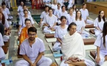 New Year Vipassana Meditation Retreat 2018/19