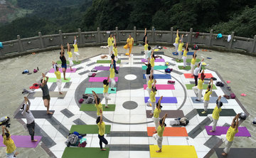 Yoga Teacher Training Course in China