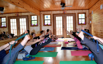 Build & Balance Yoga Retreat