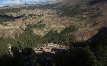 High Land Ayahuasca near Pisaq, Sacred Valley