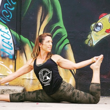 Connie Lozano ~ Yoga Instructor