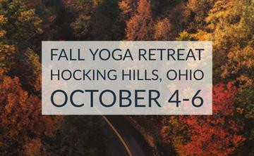 Hocking Hills Fall Retreat