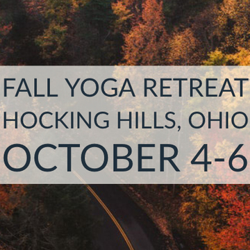 Hocking Hills Fall Retreat