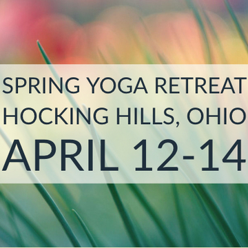 Hocking Hills Spring Retreat