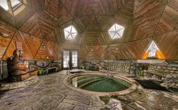 Sierra Hot Springs Yoga Retreat Northern California