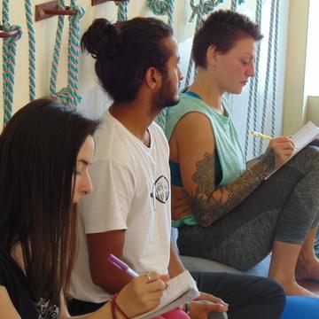100 Hour Beginner Yoga Teacher Training in Rishikesh