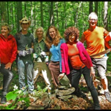 Spring Volunteer Trailwork Retreat – Part 1