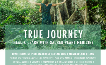 Shipibo Ceremonies and Traditional Plant Dietas