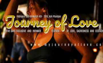Journey of Love - Exclusive & Intimate 5 Day Festival <3