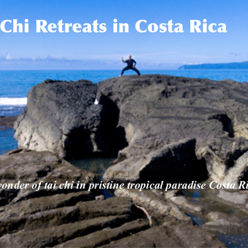Yoga - Tai Chi Connection Retreat Costa Rica