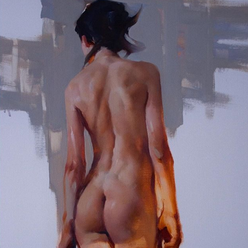 Costa Dvorezky – Figurative Painting