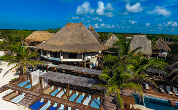 5 Day Pilates & Yoga Cultivate Om Retreat in Tulum, Mexico