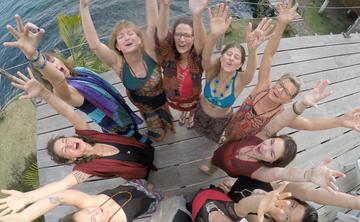 Wild Feminine: Rhythms of the Jungle - Belize