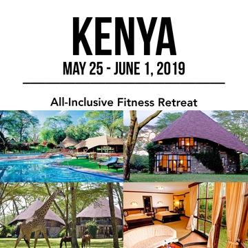 Fitness Escape Kenya