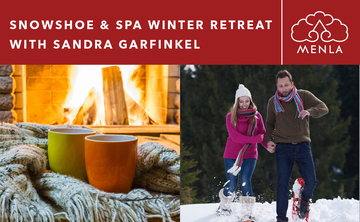 Snowshoe & Spa Winter Retreat