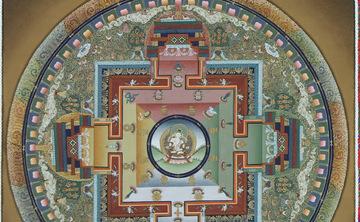 Mandala Training Level 1: Meeting the Mandala of the Five Wisdom Dakinis
