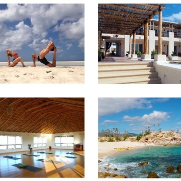 AWAKENING YOGA RETREAT with Nicki Silverman & Dylan Sanders in Mexico