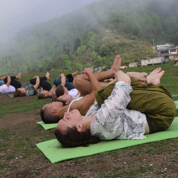Hatha and Tantra Yoga Teacher Training in Nepal | Shambhavi Yoga Peeth | Retreat Center