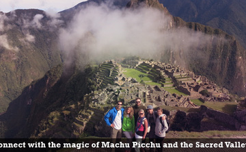 14 Day Machu Picchu & Amazon Ayahuasca Expedition