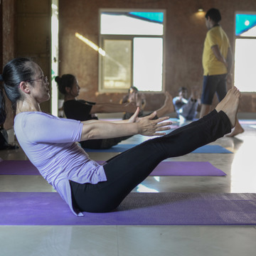 100 Hours Yoga Teacher Training in Rishikesh