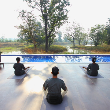 7 DAYS YOGA , NATURE & WELLNESS RETREAT IN KANHA , INDIA