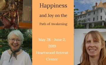 Happiness and Joy on the Path of Awakening