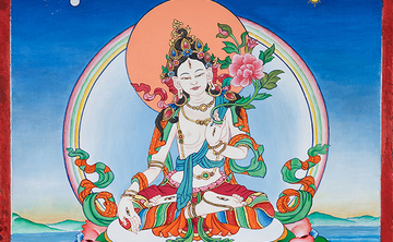 White Tara Tsok Fundraiser & Birthday Celebration for Pema Khandro