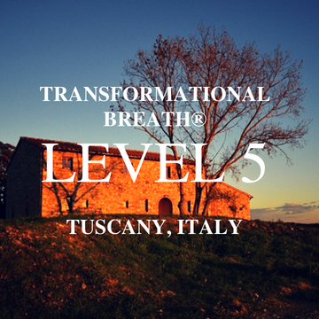 Transformational Breath® Level 5 – Italy