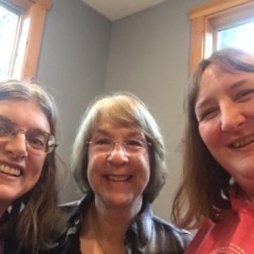 Joann Terranova, Sister Raphaela & JT Batsone