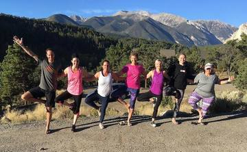Ignite. Thrive. Shine. Mountain Retreat