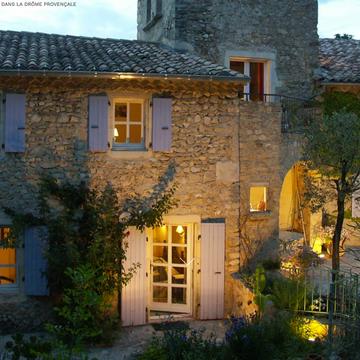 Domaine les Fougères, 26270 Mirmande, South of France