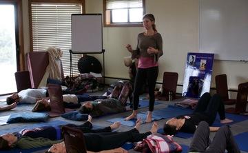 Yoga ~ SoundHealing ~ Feldenkrais Retreat