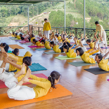 Yoga Teachers Training Course November 2019